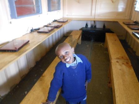 Little boy kenya