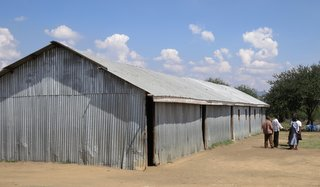 School in the Rift Valley